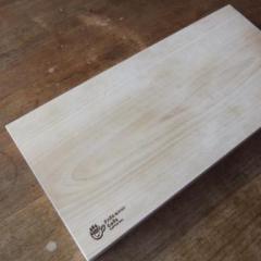 フェアウッドカフェひのきのまな板